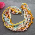 Stands Coral Necklace