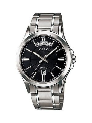 Men watch (MTP-1381D-1AV) Casio Multi-functional