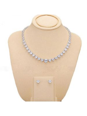 AAA Cubic Zirconia Necklace