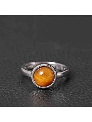 Real Pure 925 Sterling Silver  Adjustable Ring