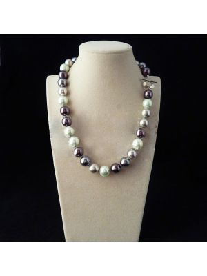 Genuine South Sea Shell Pearl Necklace