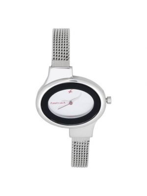 Ladies watch NG6015SM01C model in fastrack